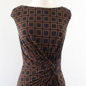 Ralph Lauren flattering work dress